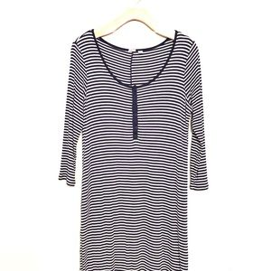 GAP | Ribbed Midi Length Dress size L